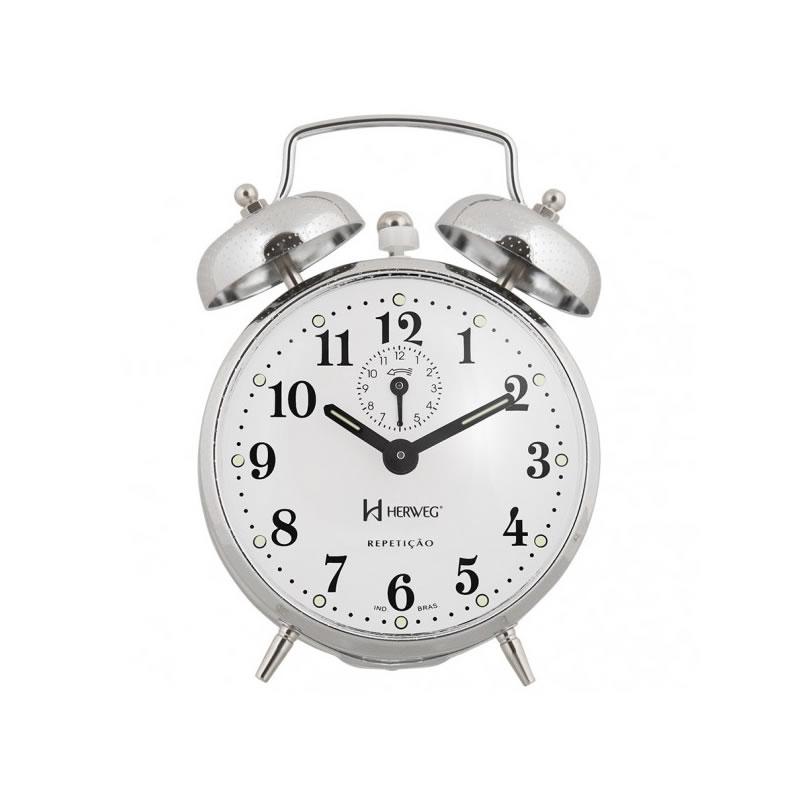 Despertador Mecânico – Tic Tac Jóias e Relógios – Relojoaria em São ... fa5fb51944