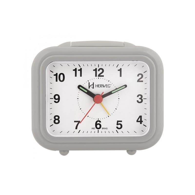 Despertador Quartz – Tic Tac Jóias e Relógios – Relojoaria em São ... db3be0e87c