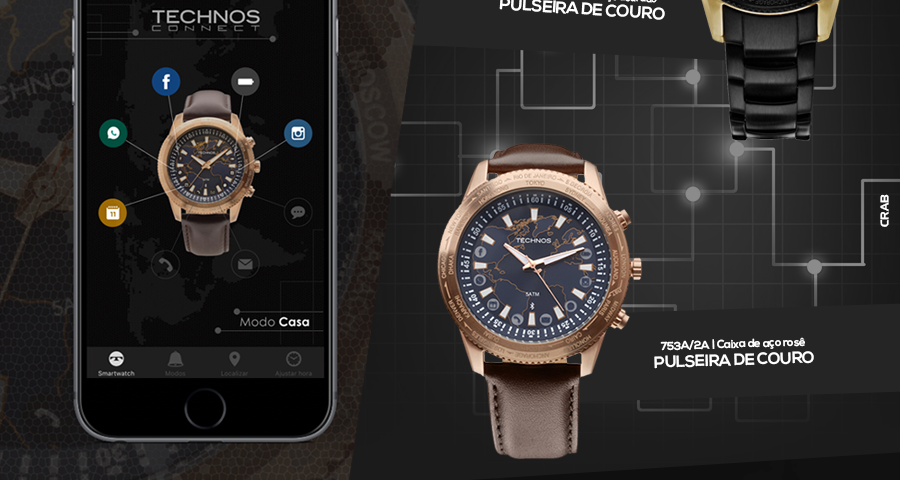 70b5c9bc75c Como usar relógios masculinos em diferentes ocasiões – Tic Tac Jóias ...